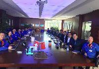 """俄罗斯世界杯与河北亚大集团达成进一步战略合作 ——公司管理系统""""项目通""""软件合作正式签订"""